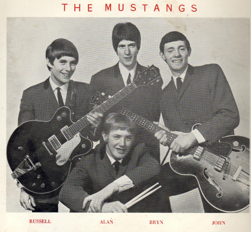 The-Mustangs